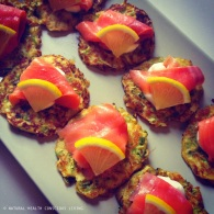 Zucchini & haloumi fritters https://naturalhealthconsciousliving.com/2014/12/06/zucchini-haloumi-fritters/