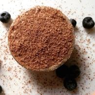 Choc mint chia pudding https://naturalhealthconsciousliving.com/2015/01/14/choc-mint-chia-pudding-vegan/