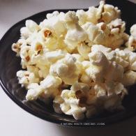 Coconut oil popcorn https://naturalhealthconsciousliving.com/2015/08/19/coconut-oil-popcorn/