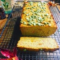 Pumpkin bread https://naturalhealthconsciousliving.com/2017/06/23/pumpkin-bread-gluten-free/