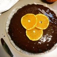Wild orange cacao beet cake (GF) https://naturalhealthconsciousliving.com/2017/10/31/wild-orange-cacao-beet-cake-gf/
