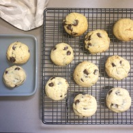 Chocolate chip cookies https://naturalhealthconsciousliving.com/2019/08/21/chocolate-chip-cookies/