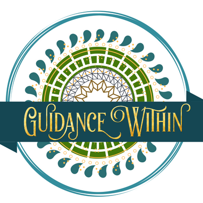 Guidance Within Logo